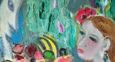 """Dailininkų grupės """"Individualistai"""" tapybos paroda"""
