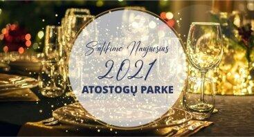 2021 metų sutikimas Atostogų parke!
