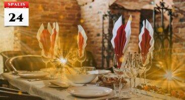 Romantiška vakarienė žvakių šviesoje | Challenge restoranas
