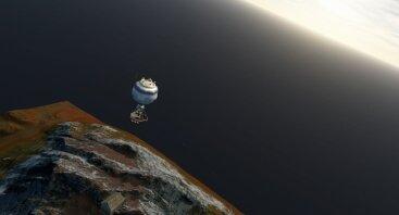 Virtualus skrydis parasparniu | Energetikos ir technikos muziejus