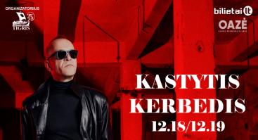 KASTYTIS KERBEDIS, Kalėdinis šlagerių koncertas