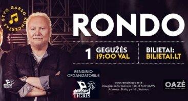 Rondo, Mamos dienos koncertas