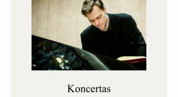 """Andriaus Žlabio koncertas """"Angliškos siuitos"""""""