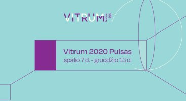 Vitrum 2020 Pulsas | Edukacinė programa