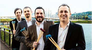 PORTLAND PERCUSSION GROUP (JAV)