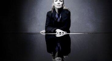 Pirmąkart Lietuvoje – fortepijono įžymybė Tamara Stefanovich