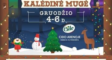 """Kalėdinė mugė """"CIDO"""" arenoje"""