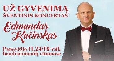 Edmundo Kučinsko šventinis koncertas