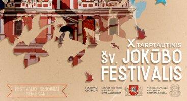Šv. Jokūbo festivalis Panevėžyje