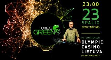 Penktadienis su DJ Tomas Green
