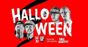 Halloween / G&G Sindikatas @ Gargaras 10.31