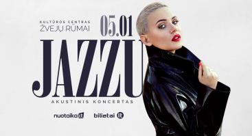 Jazzu - akustinis koncertas | Klaipėda