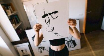 Yaska Art piešinių paroda