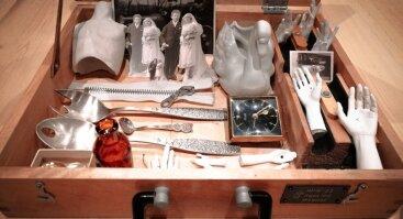 "Premjera! Miniatiūrų spektaklis ""Istorijos iš FLUXUS dėžutės"""
