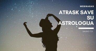 Atrask Save Su Astrologija