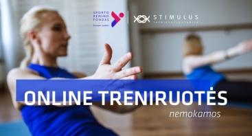 Nemokamos Stimulus Online treniruotės