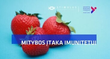 Mitybos įtaka imunitetui