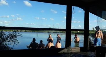 Vyrų Pirties Kelionė ir Ritualai I Vyriški Pokalbiai