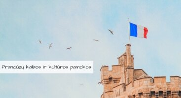 Nemokamos prancūzų kalbos ir kultūros pamokos