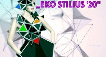 """Tarptautinis mados meno festivalis ,,Eko stilius 2020"""""""