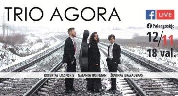 """Trio Agora: """"Tapatybės jungtys"""""""