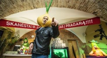 Online spektaklis: ČIPOLINAS