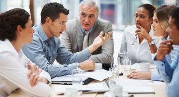 Efektyvių susirinkimų planavimas ir vedimas