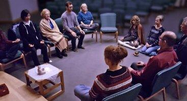 MINDFULNESS (dėmesingu įsisąmoninimu) grįstos kognityvinės terapijos grupė