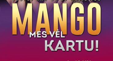 MANGO 20-mečio koncertų turas