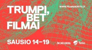 14-asis Vilniaus tarptautinis trumpųjų filmų festivalis