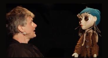 """Virtuali edukacinė programa """"Aktoriai ir lėlės"""""""