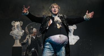 Online spektaklis: O VIEŠPATIE, LIETUVA!