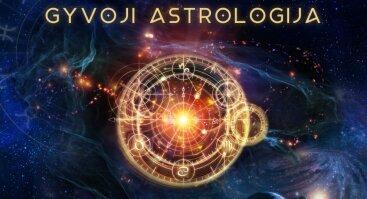 Gyvoji astrologija III kursas