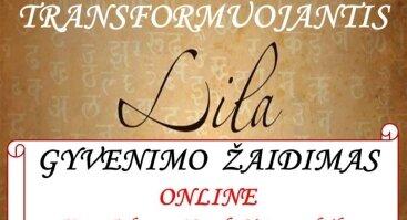 LILA - TRANSFORMUOJANTIS GYVENIMO žaidimas ONLINE