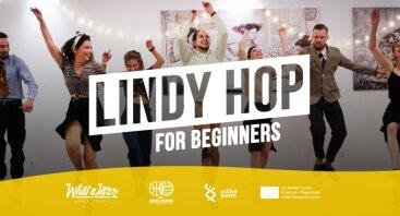Free Lindy Hop for All! (Nemokamas online renginys)
