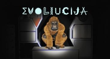 Online spektaklis: EVOLIUCIJA