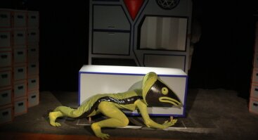 Spektaklis: EVOLIUCIJA