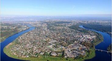 Kaunas pilnas atradimų – Atrask Šančius