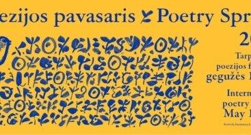 Poezijos pavasaris 2021