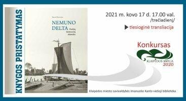 """Kęstučio Demerecko albumo """"Nemuno delta. Penkių šimtmečių akimirka"""" pristatymas"""