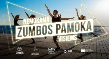 Free Zumba for All! / Nemokama Zumba visiems!