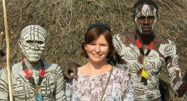 """Virtualus Gabrielės Štaraitės knygos """"Apie Afrikos žmones ir žvėris"""" pristatymas"""