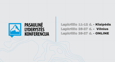 Pasaulinė lyderystės konferencija 2021 Klaipėdoje