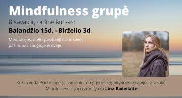 Mindfulness grupė