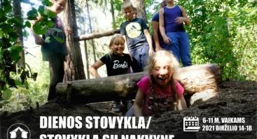 """DIENOS STOVYKLA """"PATIRK"""""""