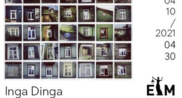 """Ingos Dingos vieno objekto paroda """"Sentimentų banga"""""""