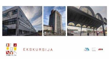 """""""Pramonės rajonas: architektūrinė ir urbanistinė raida"""" (nuotolinė ekskursija-paskaita)"""