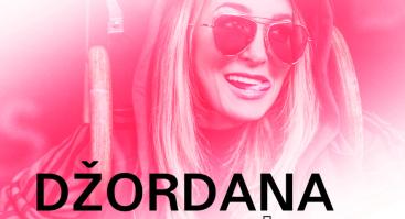 DŽORDANA BUTKUTĖ | DRIVE IN LIVE | KAUNAS