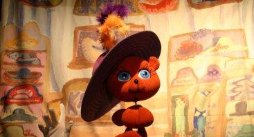 """Lėlių teatro spektaklis ,,Meškiuko gimtadienis"""""""