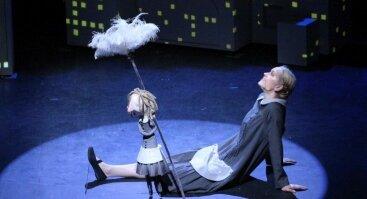"""Lėlių teatro spektaklis ,,Tikroji pelenės istorija"""""""